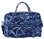 Vera Bradley Signature Iconic Weekender Travel Bag - A304142