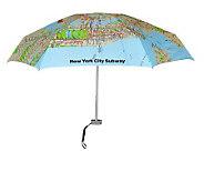 MTA Manual Open Genie Umbrella - A316142