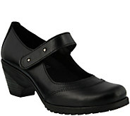 Spring Step Leather Mary Jane - Artyom - A355742