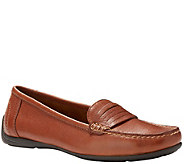 Eastland Leather Slip On Loafers  - Annette - A362142