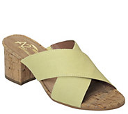 A2 by Aerosoles Heel Rest Slide Sandals - Midday - A412142