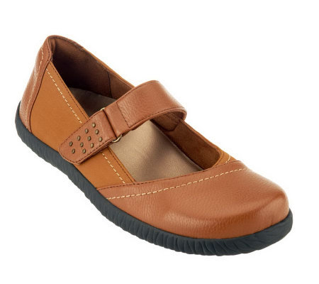 Vionic Orthotic Mary Janes - Sara