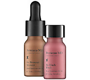 Perricone MD No Bronzer Bronzer and No Blush Blush Duo - A264343