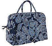 Vera Bradley Signature Print Weekender Bag - A267943