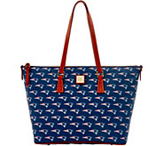 Dooney & Bourke NFL Patriots Shopper - A285843