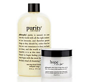 philosophy beauty essentials duo Auto-Delivery - A303843