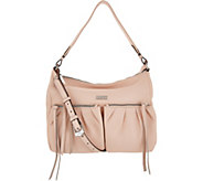 Aimee Kestenberg Pebble Leather Convertible Hobo- Dallas - A306743