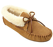 Minnetonka Chrissy Ankle Slippers - A333443