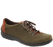 Klogs Leather Lace-up Sneakers- Pisa - A335443