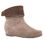 Cougar Waterproof Suede Leather Boots - Fifi - A338943