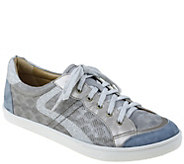 Earth Lace-up Leather Sneakers - Quince - A339343