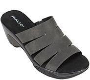 Rialto Slide Sandals - Valora - A340443