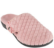 Vionic Orthotic Quilted Slippers - Adilyn - A258844