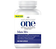 Natures Code ONE 360 Day Once Daily Mens Multivitamin - A260644