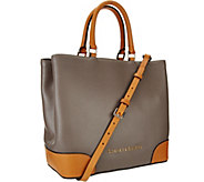 Dooney & Bourke Embossed Pebble Leather Shopper - A272144