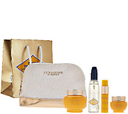 LOccitane 4-pc Divine Cream Collection With Bag - A272244