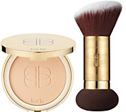 tarte Confidence Creamy Powder Foundation w/ Brush - A274144