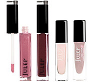 Julep Easy Fall Lip & Nail 4-piece Collection - A286644