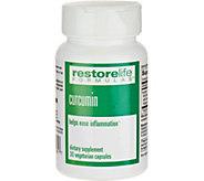 RestoreLife Formulas Curcumin Renew 30-day Supply - A297544