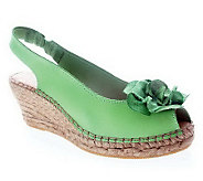 Azura by Spring Step Espadrille Wedge Sandals -Flashback - A328744