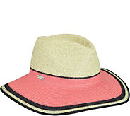 Betmar Porto Braid Fedora Hat - A358344