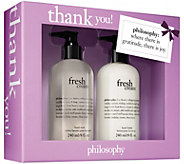 philosophy thank you gift box - A359444