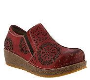 Spring Step LArtiste Leather Slip-Ons - Yanni - A360144