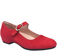 Dansko Leather Mary Janes - Linette - A412444