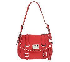 Aimee Kestenberg Leather Nina Shoulder Bag W / s...