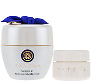 TATCHA Supple Moisture Silk Cream and Travel Silk Cream - A266545