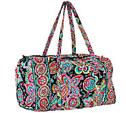 Vera Bradley Signature Print Large Double Handle Duffel - A269145