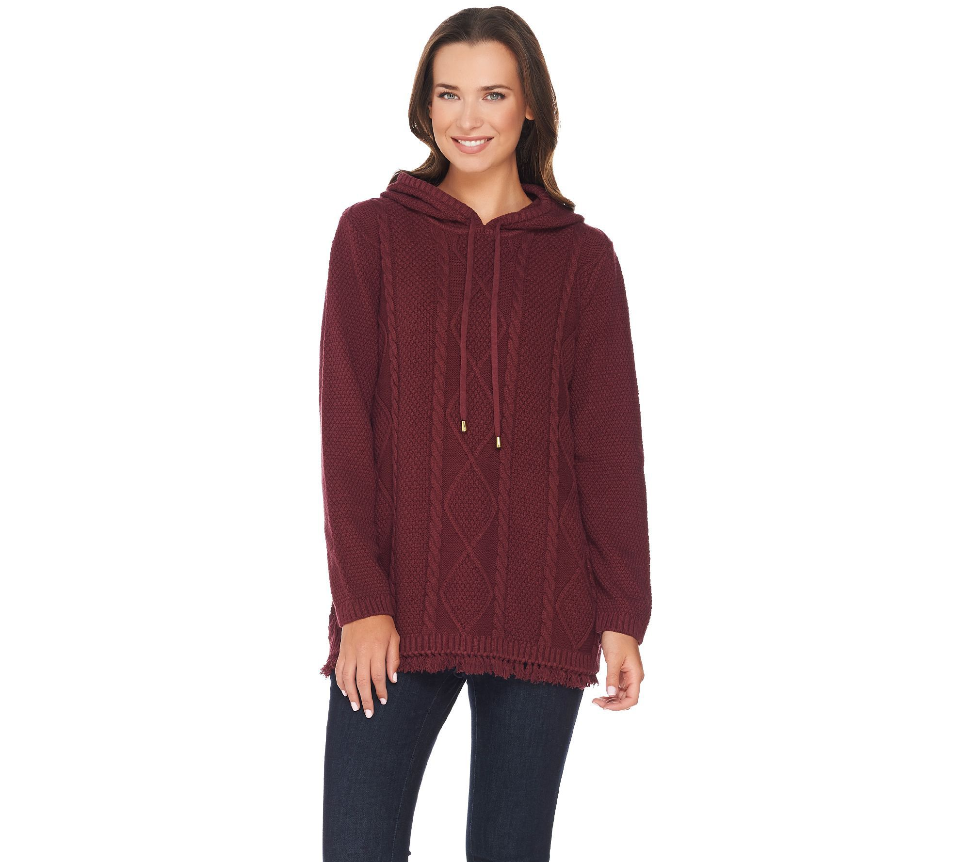 Must-Have Chunky Sweaters — QVC.com
