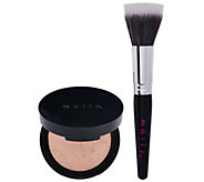 Mally Glowing Goddess Luminizer w/ Brush - A281945
