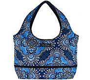 Vera Bradley Lighten Up Expandable Hobo Bag - A283045