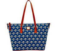 Dooney & Bourke NFL Rams Shopper - A285845