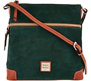 As Is Dooney & Bourke Oversized Crossbody Bag - A289445