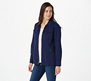 Belle by Kim Gravel Military Jacket - A292945