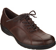 Clarks Leather Lace-up Shoes - Cheyn Ava - A300045