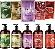 WEN by Chaz Dean Set of 5 Cleansing Conditioners - A303145