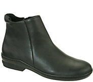 David Tate Leather Ankle Boots - Simplicity - A334745