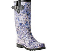 Nomad Puddles III Rubber Rain Boots - Artist Bo ots - A337845