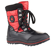 Cougar Waterproof Cold Weather Pull-On Nylon Boots - Chamonix - A338745