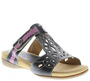 Spring Step LArtiste Leather Slide Sandals - Ulyana - A340145