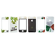Rosso Solini Set of 3 Designer Decorations for iPhone - A230246