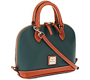 As Is Dooney & Bourke Pebble Leather Bitsy Bag - A264346