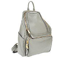 Aimee Kestenberg Becca Pebbled Leather Backpack