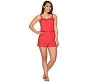 Cosabella Dream Jersey Knit Sleep Romper - A266246