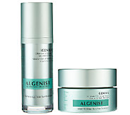 Algenist Ultimate Anti-Aging Moisturizer and Genius Serum - A274046