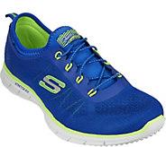 As Is Skechers Bungee Slip-on Sneakers - Zen - A274946