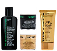 Peter Thomas Roth Black and Gold 4-Piece Kit - A286146